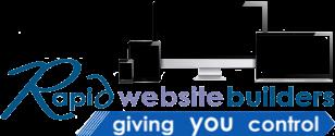 the rapid website builders logo